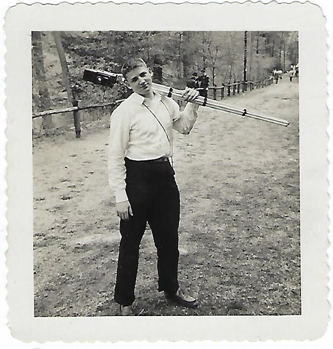Daniel Grotta, young photographer